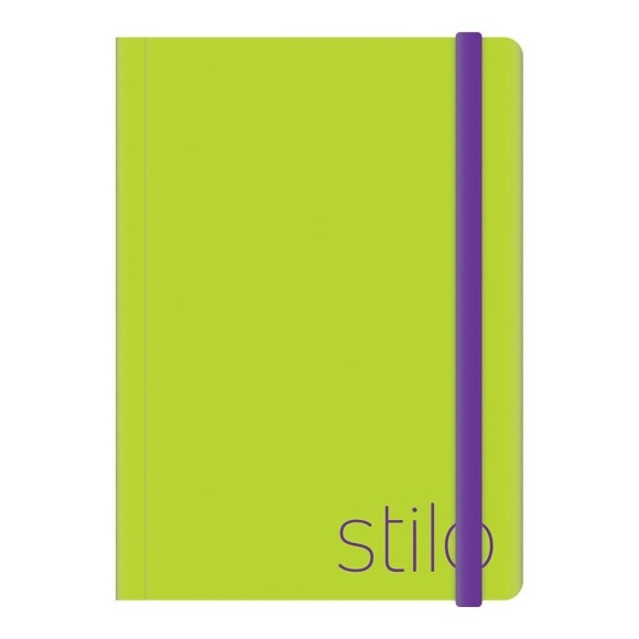 Caderneta G Moleskine Stilo Verde - Jandaia