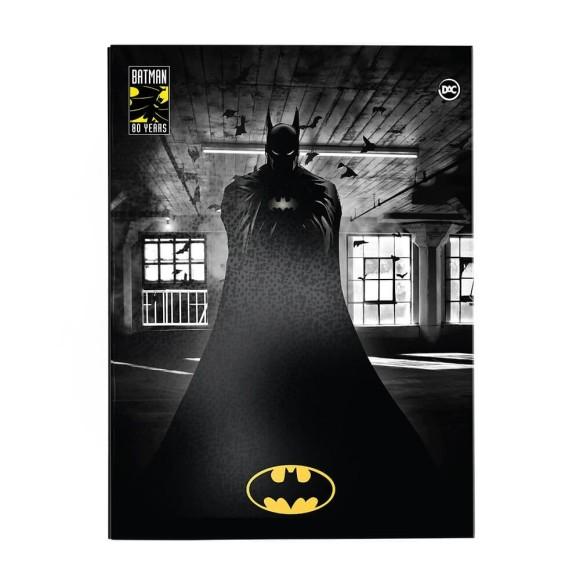 Pasta Catálogo Batman Sem Lombo - Dac