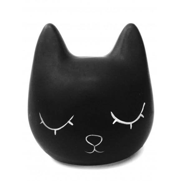 Cofre Decorativo Gato Preto - Zimex
