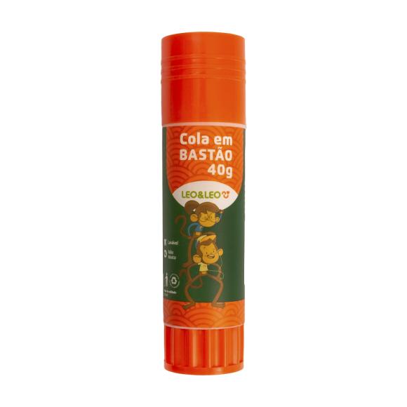 Cola Em Bastão 40g - Leo&Leo