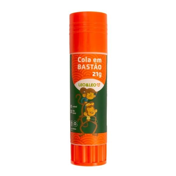 Cola Em Bastão 21g - Leo&Leo