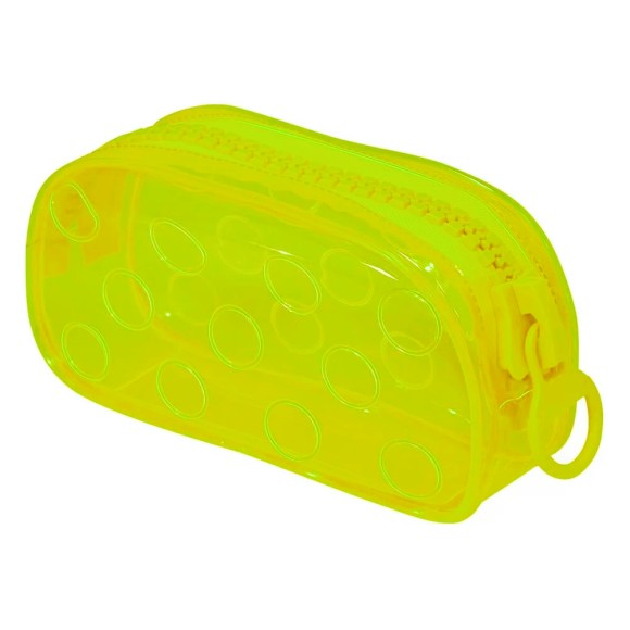 Estojo Bubble Amarelo - Dac