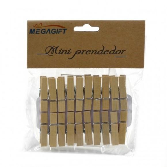 Mini Prendedor Madeira - MegaGift
