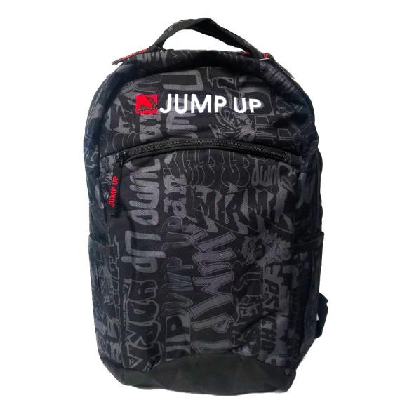 Mochila Note Preta - Jump Up