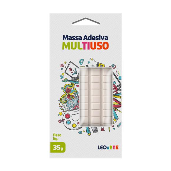 Massa Adesiva Multiuso 35g - Leo Arte