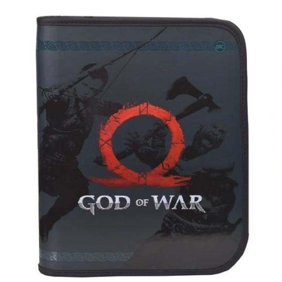 Caderno Argolado Universitário God Of War - Dac