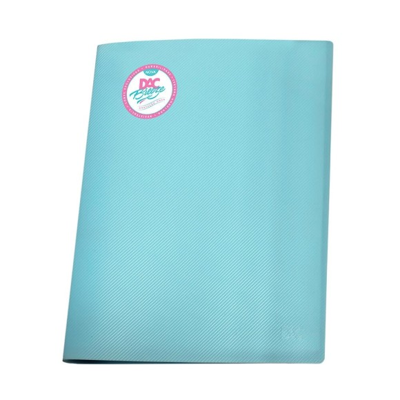 Pasta Catálogo A4 Breeze Pastel Azul - Dac