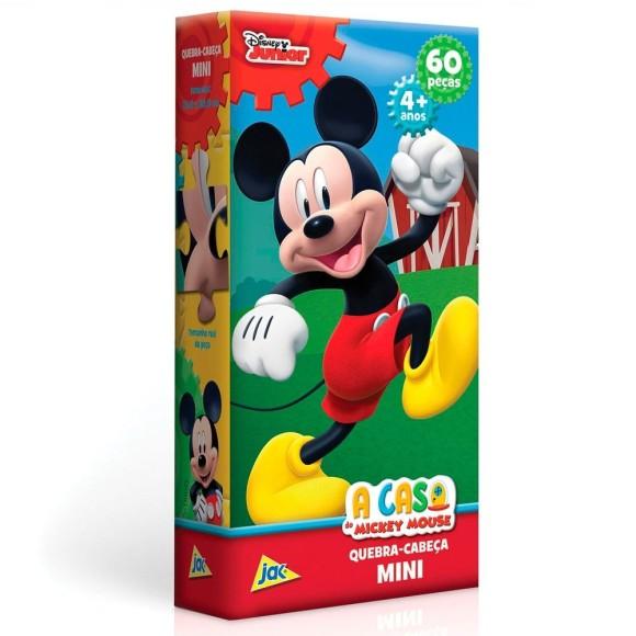 Mini Quebra Cabeça Disney Mickey Mouse - Toyster