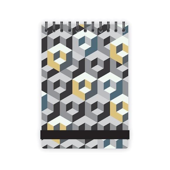 Bloco Espiral Graphic - Redoma