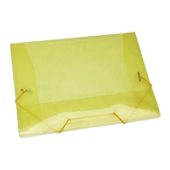 Pasta Aba Elástica Mini Amarelo - ACP