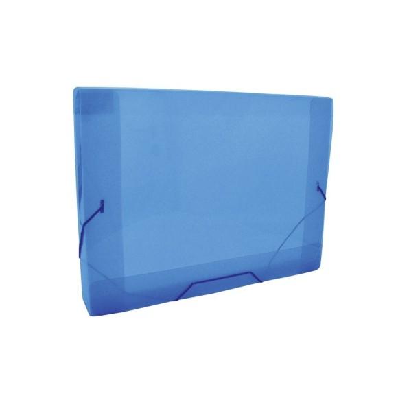 Pasta Aba Elástica Mini Lombo 2cm Azul - Dac