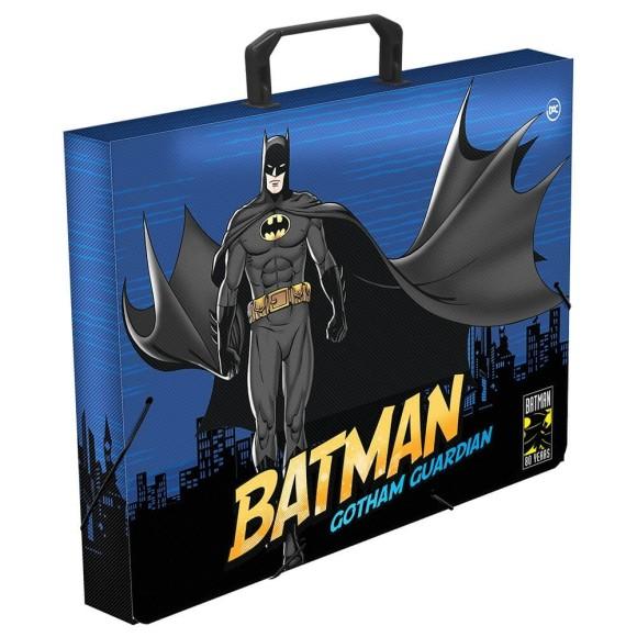 Pasta Maleta Ofício Batman - Dac