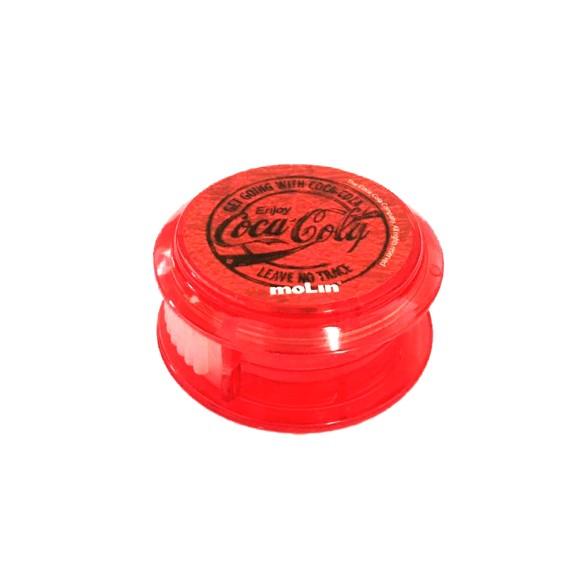 Apontador Com Depósito Coca Cola - Molin