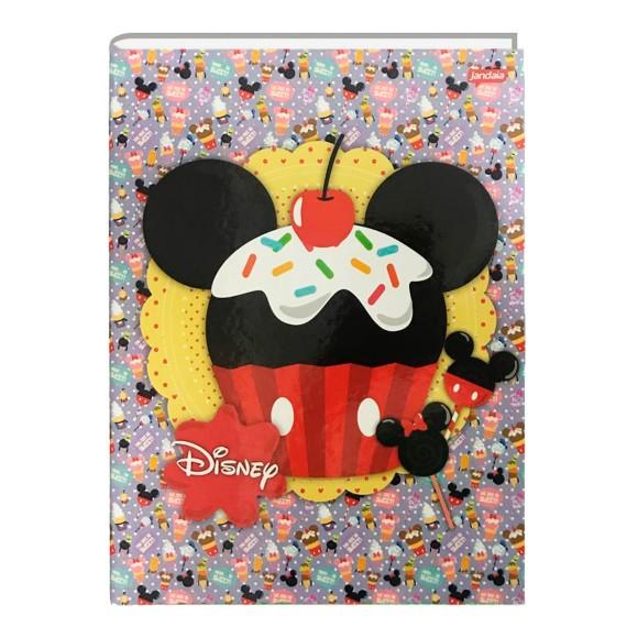 Caderno Brochura Universitário 48 Folhas Disney Sweet - Jandaia