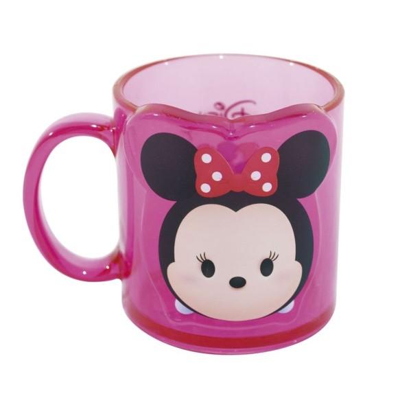 Caneca de Acrílico Disney Tsum Tsum Minnie - Taimes