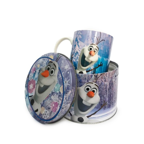 Caneca na Lata Frozen - Taimes
