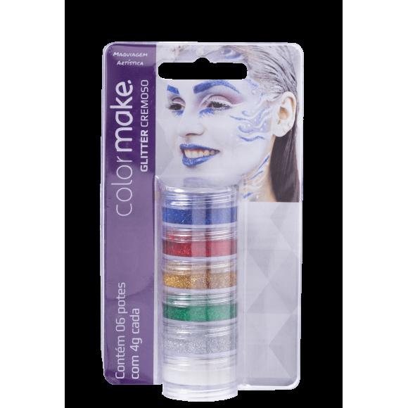 Glitter Cremoso - Colormake