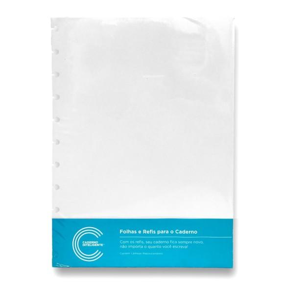 Refil Liso Médio 90g - Caderno Inteligente