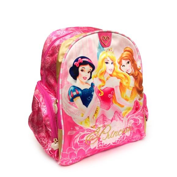 Mochila Infantil M Princesas Disney - Dermiwil