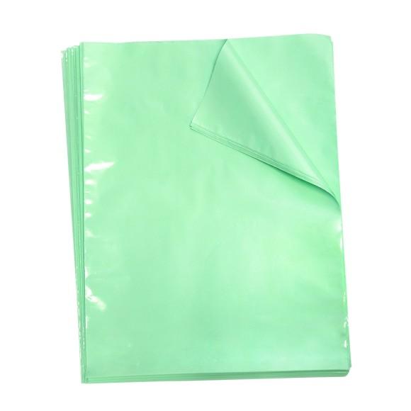 Embalagens Plásticas Multiuso 50 Unidades Ofício Verde Pastel Breeze - Dac