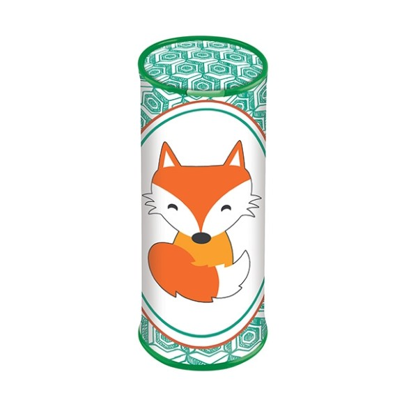 Estojo Redondo Fox - Art Manual