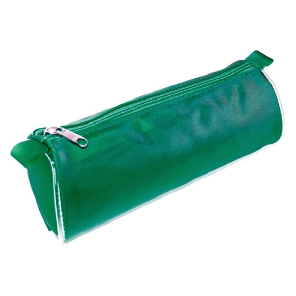 Estojo Necessaire Cristal Verde - Brat Bag