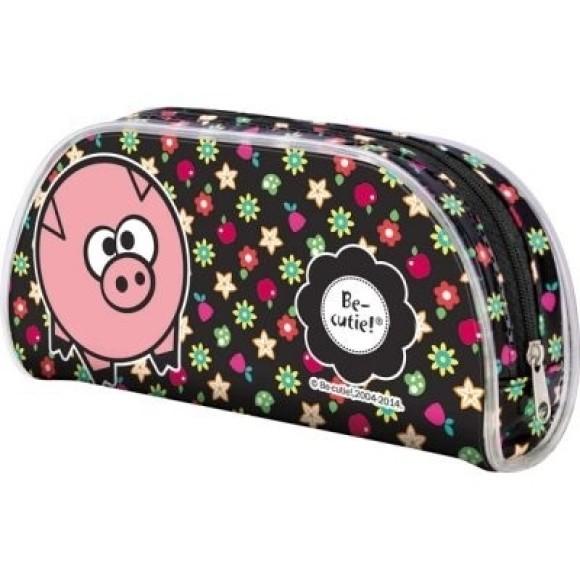 Estojo Fashion Be Cutie Porco - Art Manual