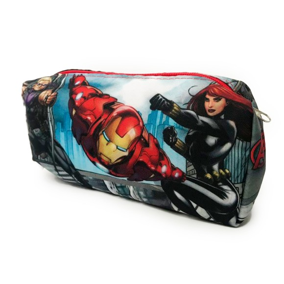 Estojo Hobby Avengers Sublimação Marvel - Art Manual