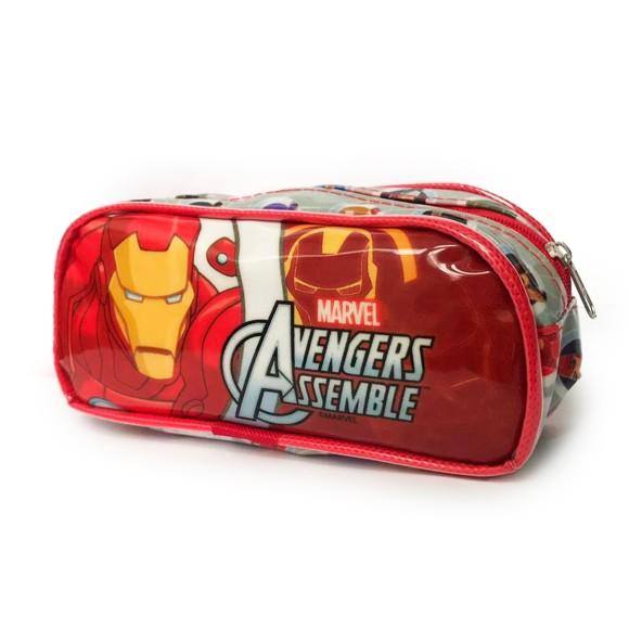 Estojo Homem de Ferro Marvel - Art Manual