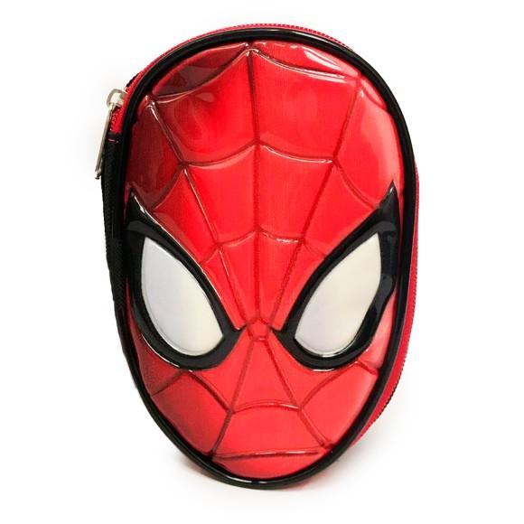 Estojo Porta Treco Homem Aranha - Art Manual