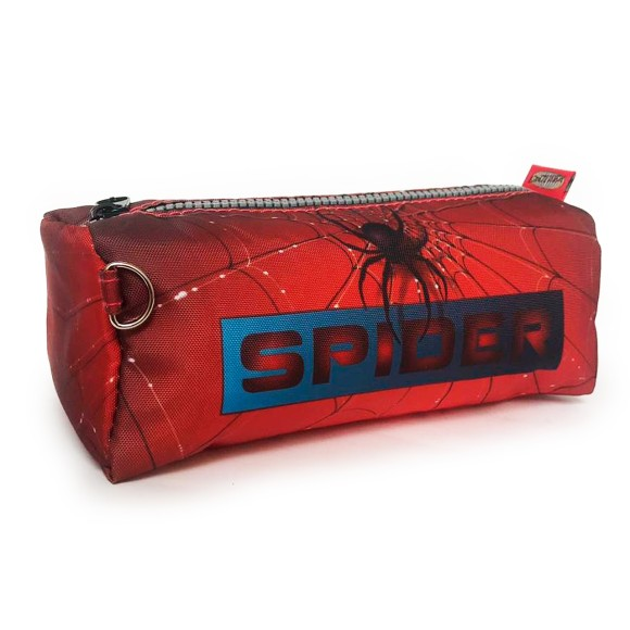 Estojo Nylon Impresso Spider - Daterra