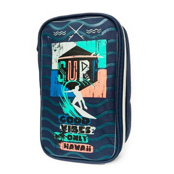 Estojo Case Surf Azul - Daterra