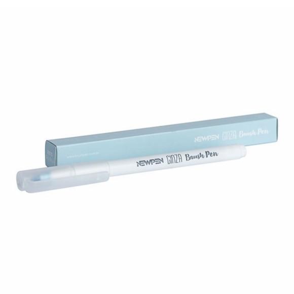 Brush Pen Ginza Pro Azul Sky Blue 2975 - NewPen