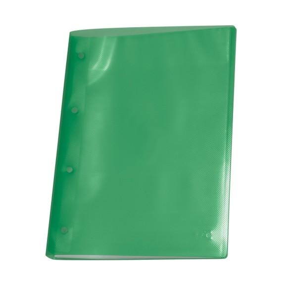 Pasta Catálogo A4 Line Com 10 Envelopes Verde - Dac